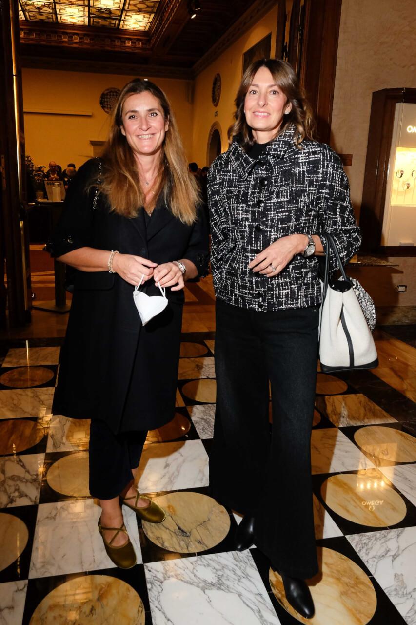 Ilaria Raveggi and Sabrina Leoncini