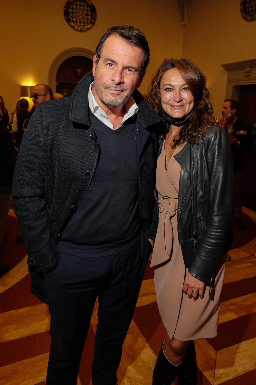 Sonia Mura and Andrea Poli