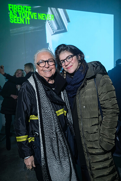 Angela Caputi, Claudia Purarelli