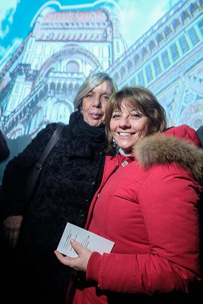 Laura Pacciani, Paola Fichera