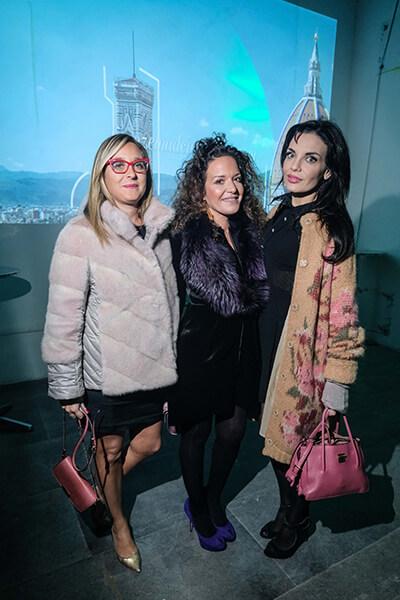 Diletta Bianchi, Francesca Romeo, Emma Palsinelli