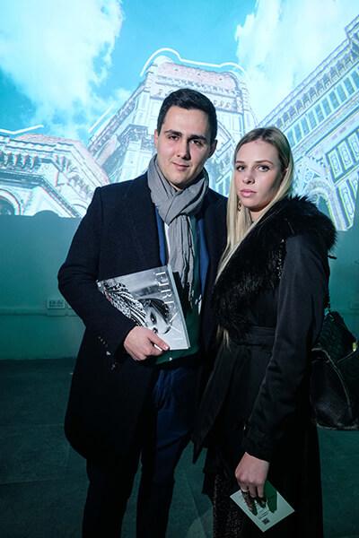 Lorenzo Angeli, Sara Furlanetto
