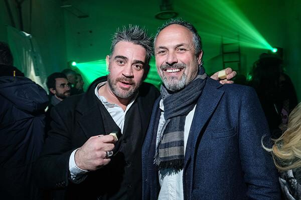 Maurizio Signorini, Alessio Bracali