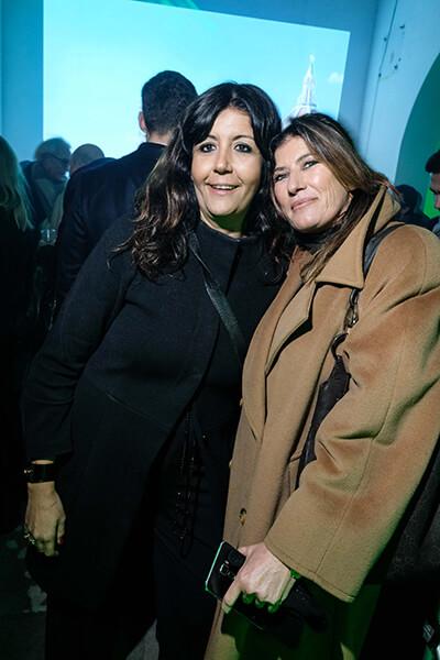 Letizia Parigi Bini, Monica Offidani
