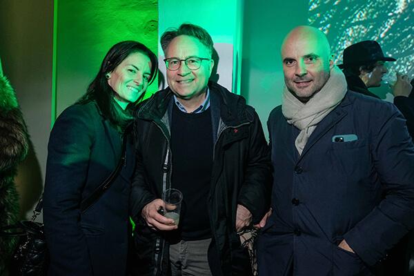Fanny Morbidelli, Alberto Zetti, Alessandro Benedetti