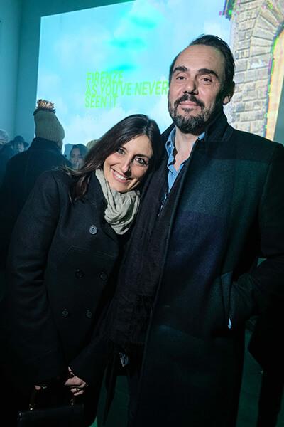 Erika Ghilardi, Andrea Olianti