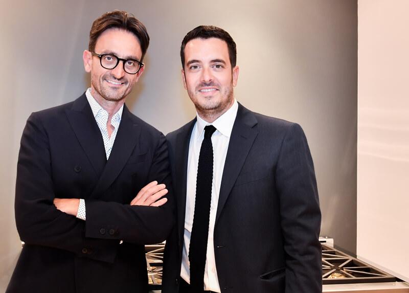 Lorenzo Cerretelli and Gianluca Nappo