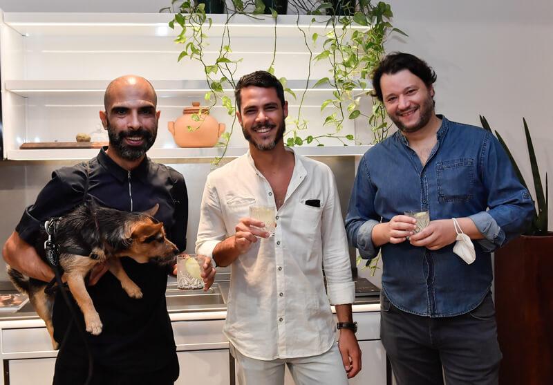 Davide Bordano, Matteo Minguzzi and Filippo Masieri