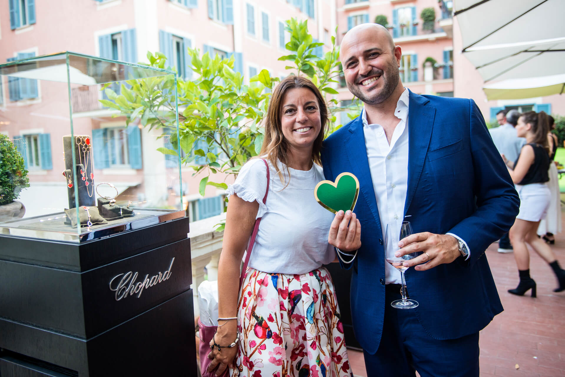 Vanessa Biagioli, Matteo Moretti