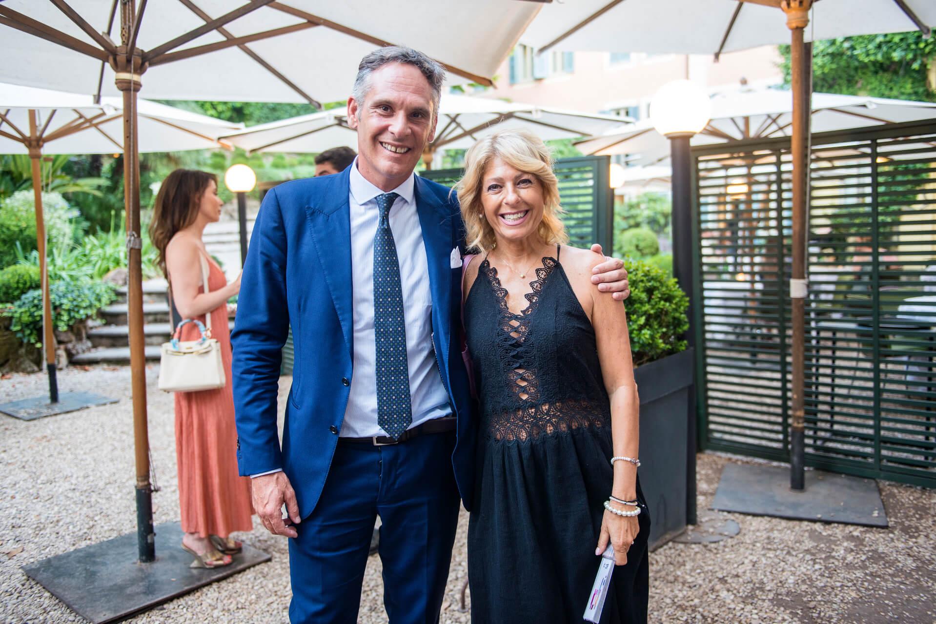 Serafino Lo Piano, Paola Paciotti
