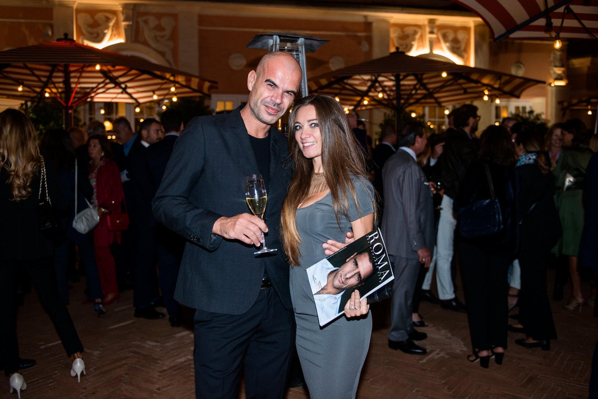 Andrea Boccalini, Magda Andreola