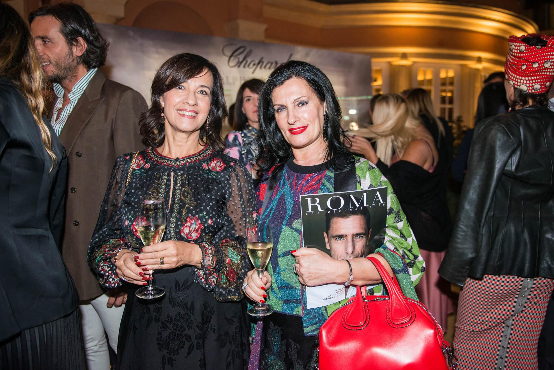 Maria Letizia Rapetti, Valentina Luceri