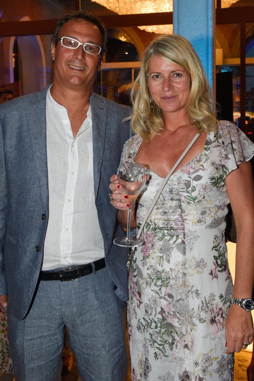 Michele Fullin, Elena Magro