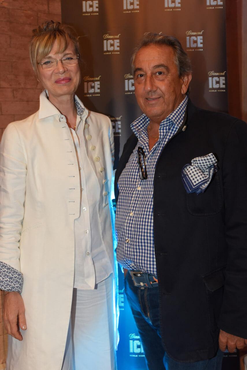 Antonia Sautter, Rodolfo Marzano