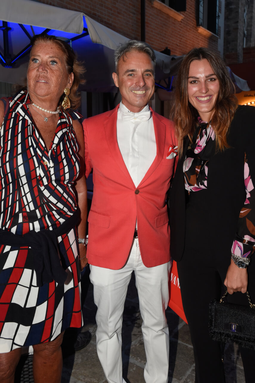 Roberta Camerino Zanga, Luca Regazzo, Serena Gaz