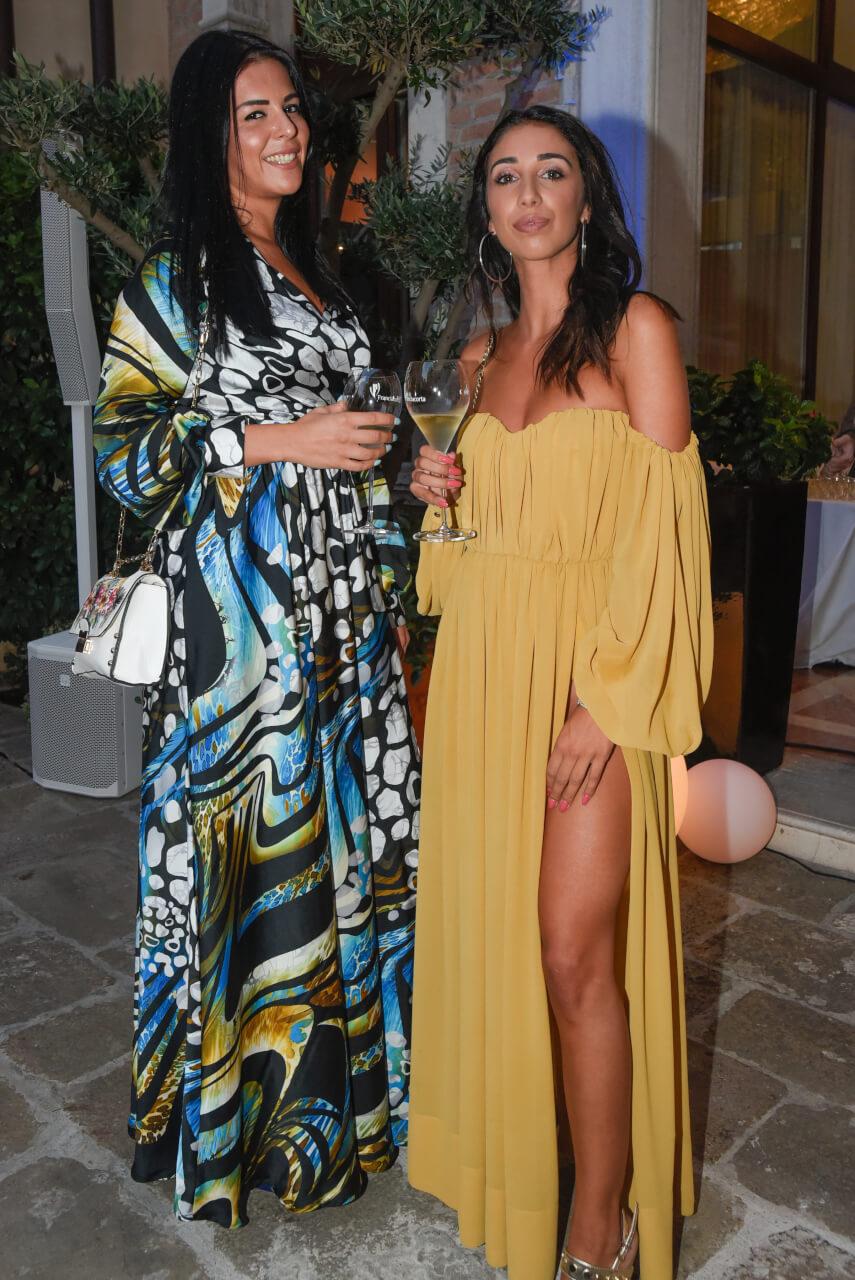 Eleonora Andriolo, Giulia Danieli