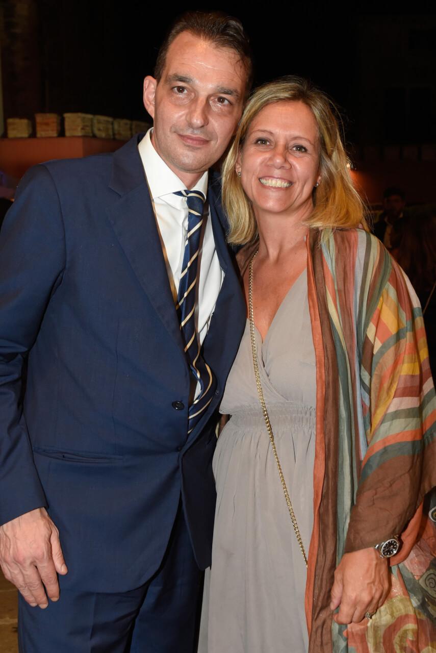 Giulio Torelli, Micaela Scapin